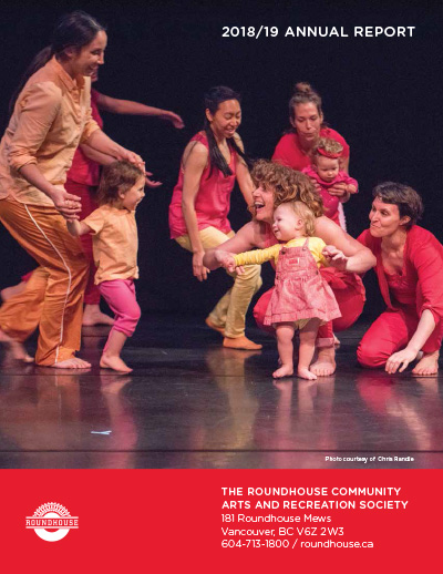 Roundhouse Annual Report & AGM 2018-19